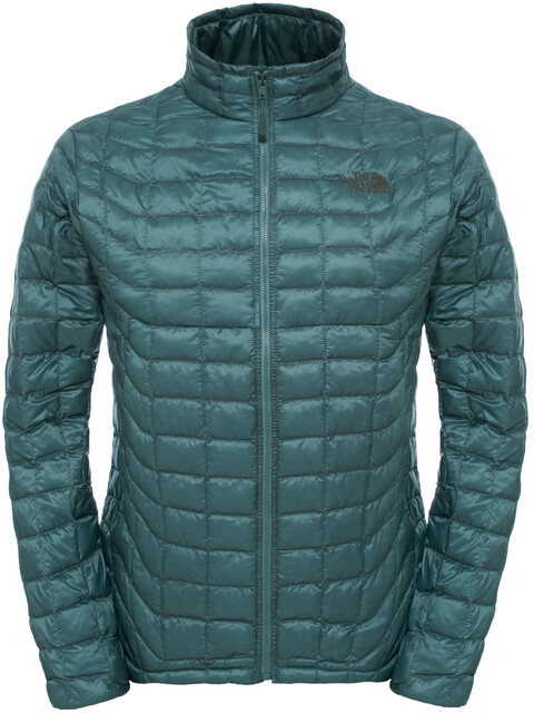 The North Face M's Thermoball FZ Jacket Duck Green